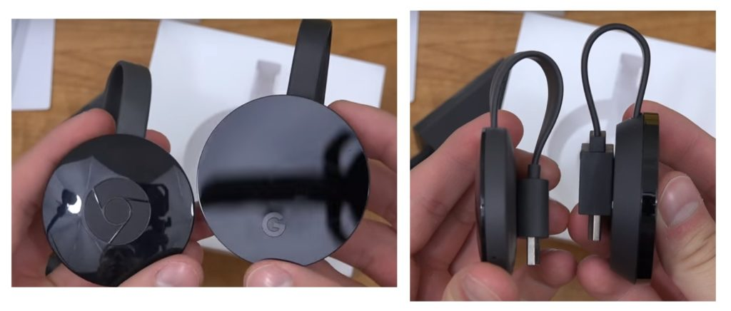 chromecast 4k coperation